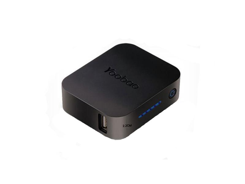 Аккумулятор Yoobao Magic Cube Power Bank 4400 mAh YB-627 Black