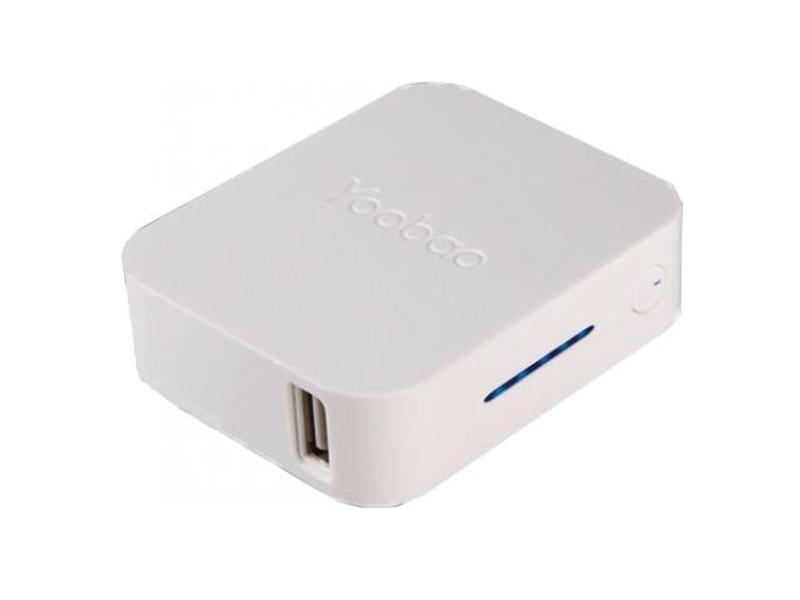 Аккумулятор Yoobao Magic Cube Power Bank 4400 mAh YB-627 White