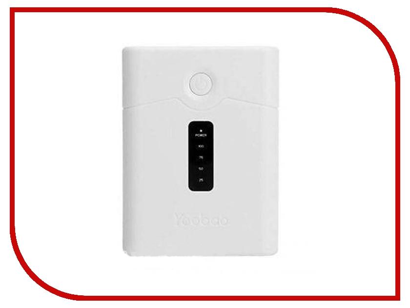 ����������� Yoobao Power Bank 4400 mAh YB-621 White