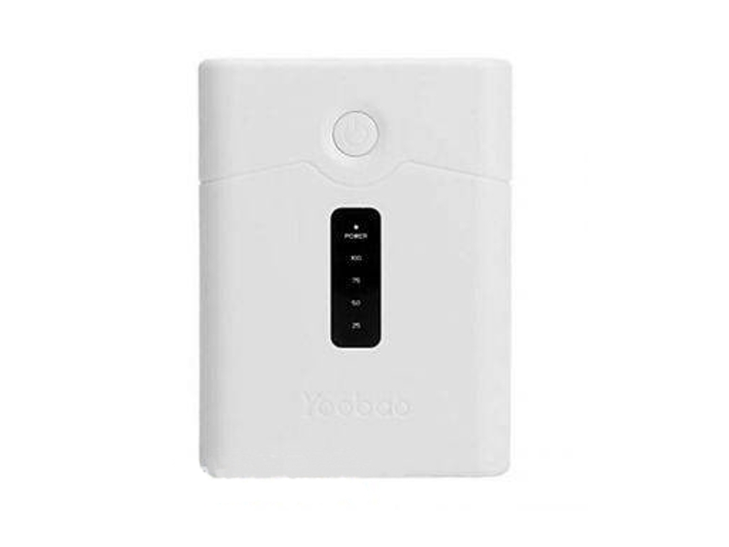 Аккумулятор Yoobao Power Bank 4400 mAh YB-621 White