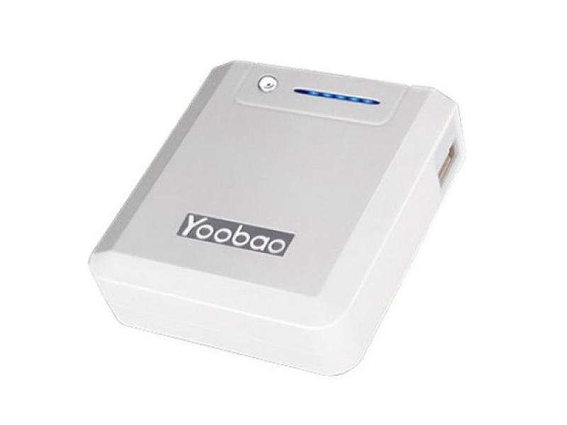 Аккумулятор Yoobao Magic Box Power Bank 6600 mAh YB-635 White
