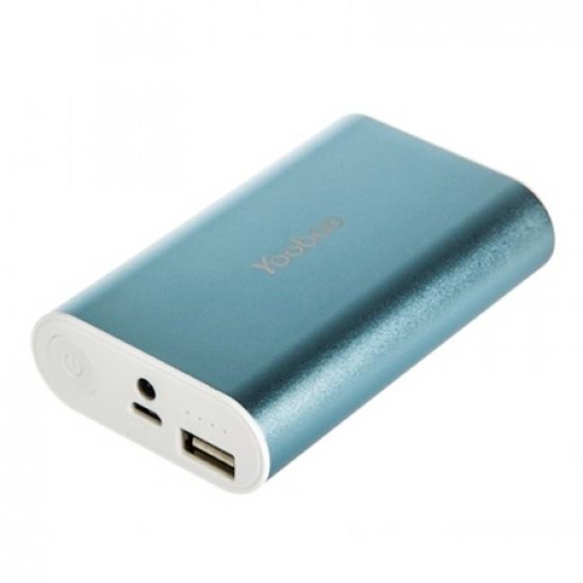 Аккумулятор Yoobao Power Bank Master M3 7800 mAh YB-6013 Blue