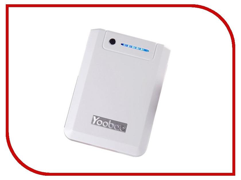 Аккумулятор Yoobao Magic Box Power Bank 10400 mAh YB-645pro White<br>