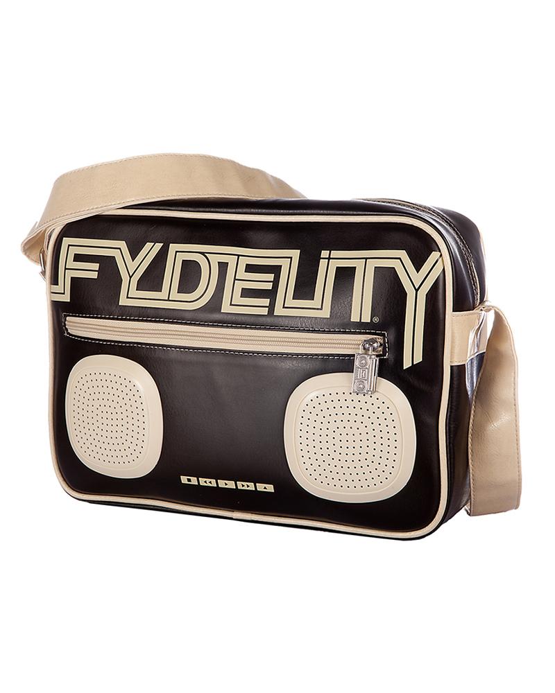 Сумка Fydelity G-Force Black 92480 от Pleer