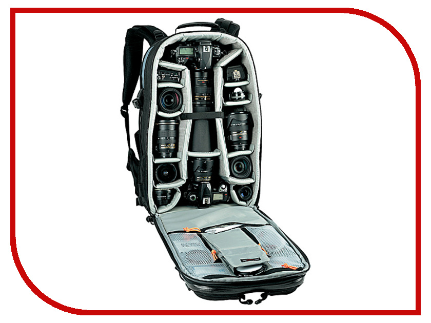 Рюкзак LowePro Vertex 300 AW рюкзак lowepro slingshot 200 aw