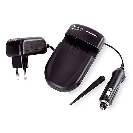 Зарядное устройство Ansmann DIGI charger Vario 5025133 / 5025113 зарядное устройство ansmann basic 4 plus 5107343