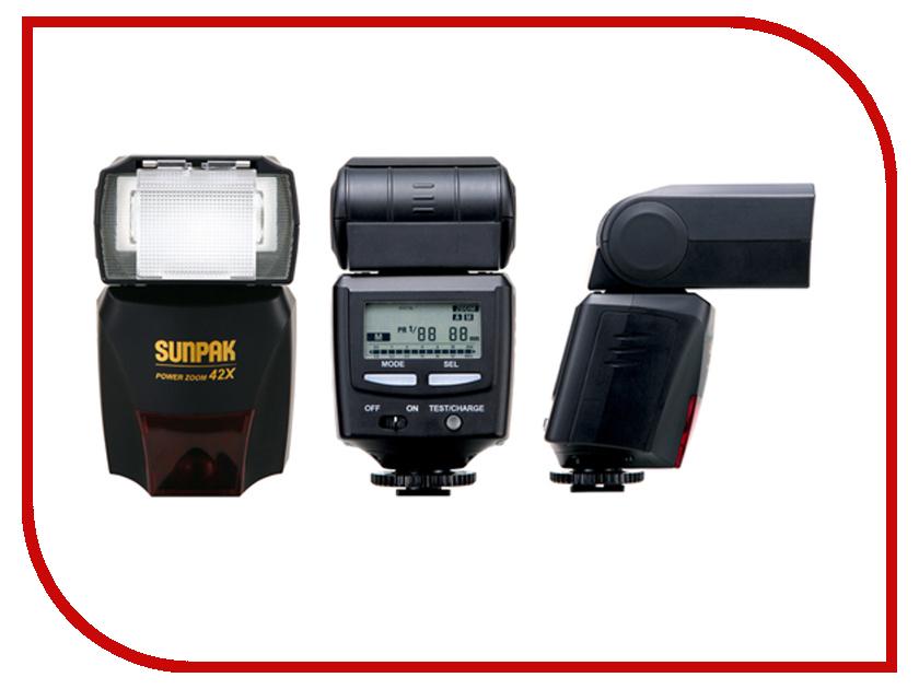 Вспышка Sunpak PZ42X NE-i for Nikon