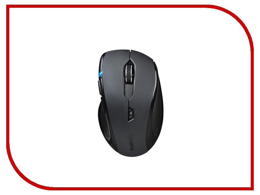 Мышь беспроводная GigaByte AIRE M73 Black Matte 547929
