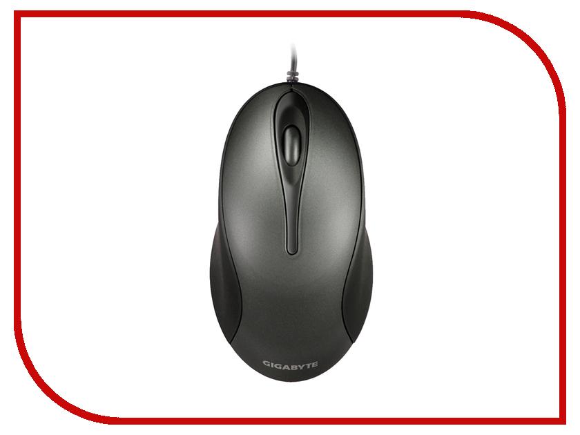 Мышь проводная GigaByte GM-M5100 Black 546199<br>