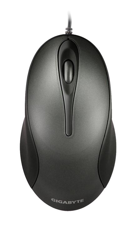 Мышь проводная GigaByte GM-M5100 Black 546199