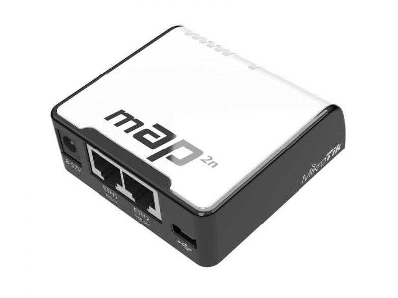 Точка доступа MikroTik RBmAP 2n / RBmAP2nD — mAP 2n