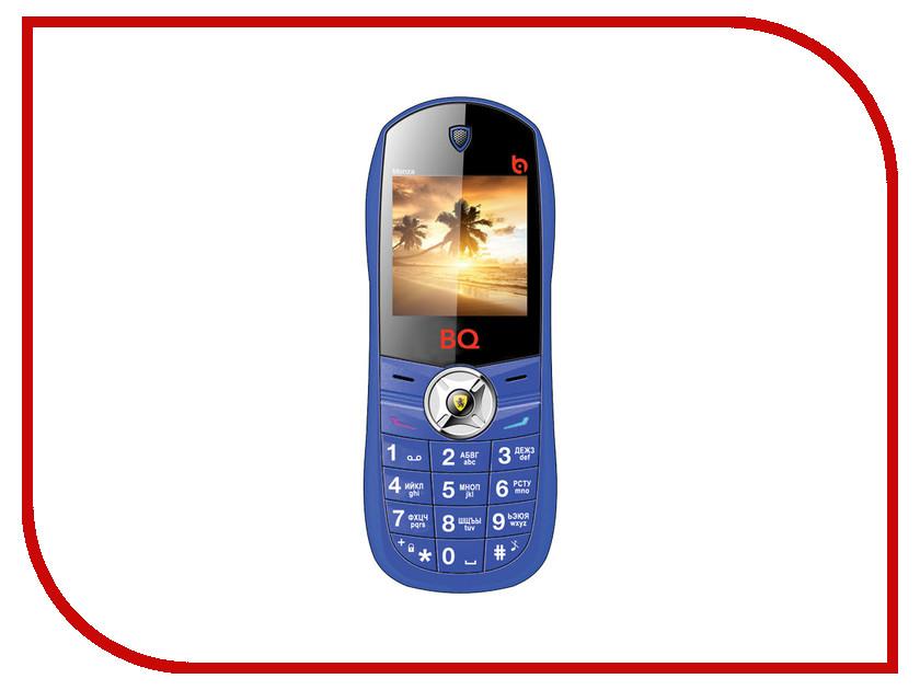Сотовый телефон BQ BQM-1401 Monza Blue