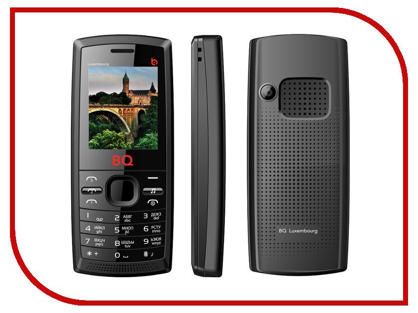 Сотовый телефон BQ BQM-1816 Luxembourge Black