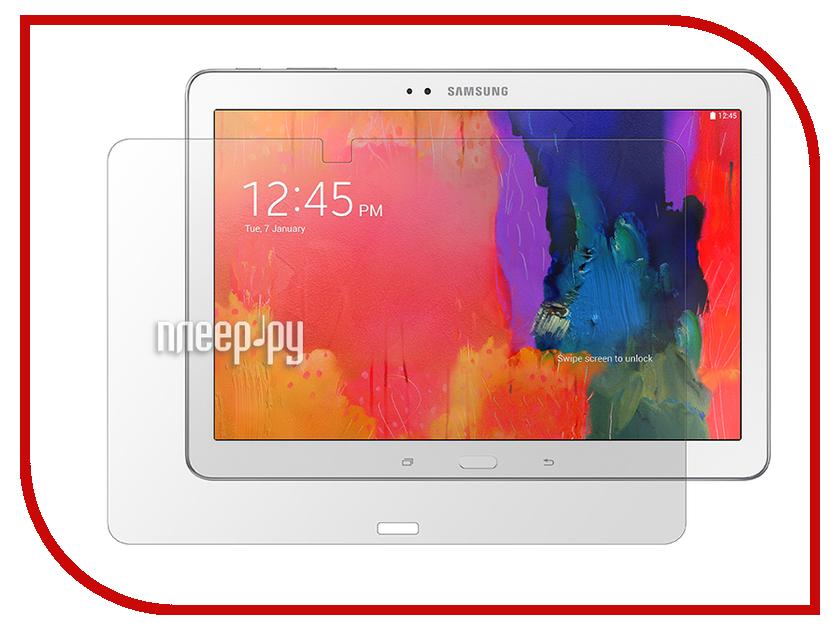 Аксессуар Защитная пленка Samsung Galaxy Tab 4 10.1 Partner прозрачная ПР031466<br>