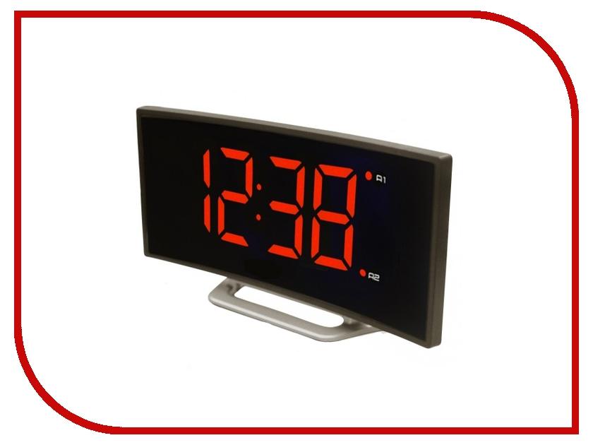 Часы настольные Uniel UTL-412RKx Red-Black
