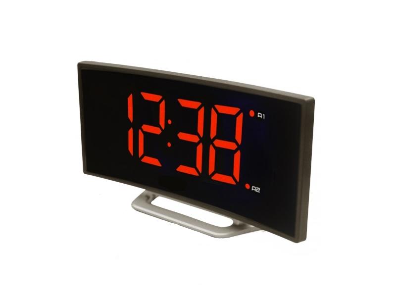 Многофункциональные часы Uniel UTL-412RKx Red-Black<br>