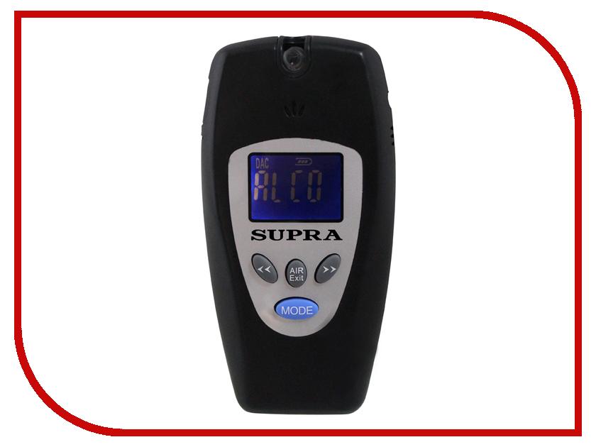 Алкотестер SUPRA ATS-301 Black