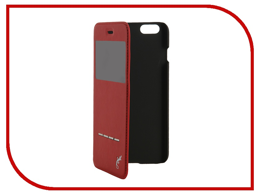 Аксессуар Чехол G-Case Slim Premium for iPhone 6 Plus 5.5-inch Red GG-529<br>