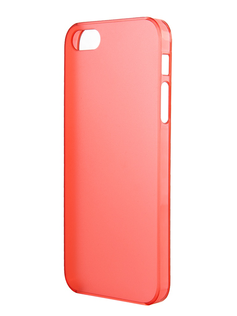 Аксессуар Чехол iWill for APPLE iPhone 5 / 5S DIP505 Red