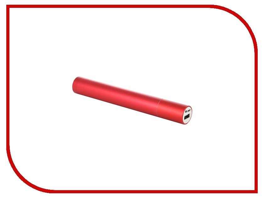Аккумулятор Fujimi Power Bank 4400 mAh FJPB-CL010R Red<br>