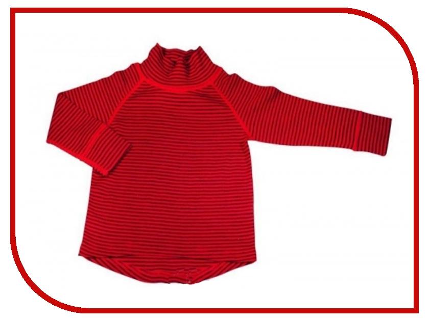Рубашка Merri Merini 6-12 месяцев Red Strip MM-05U