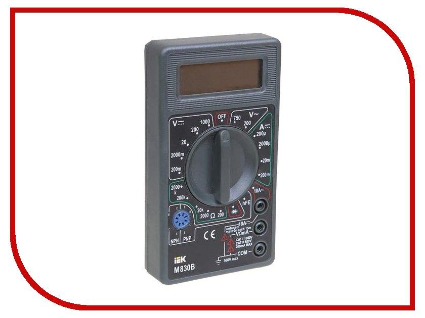 Мультиметр IEK Master MAS830L TMD-3L-830 токоизмерительные клещи expert 266 iek