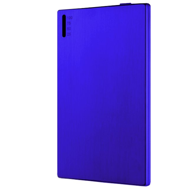 Аккумулятор HIPER Power Bank SLIM2000 2000 mAh Blue
