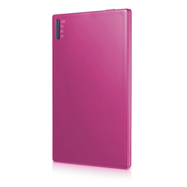 Аккумулятор HIPER Power Bank SLIM2000 2000 mAh Pink
