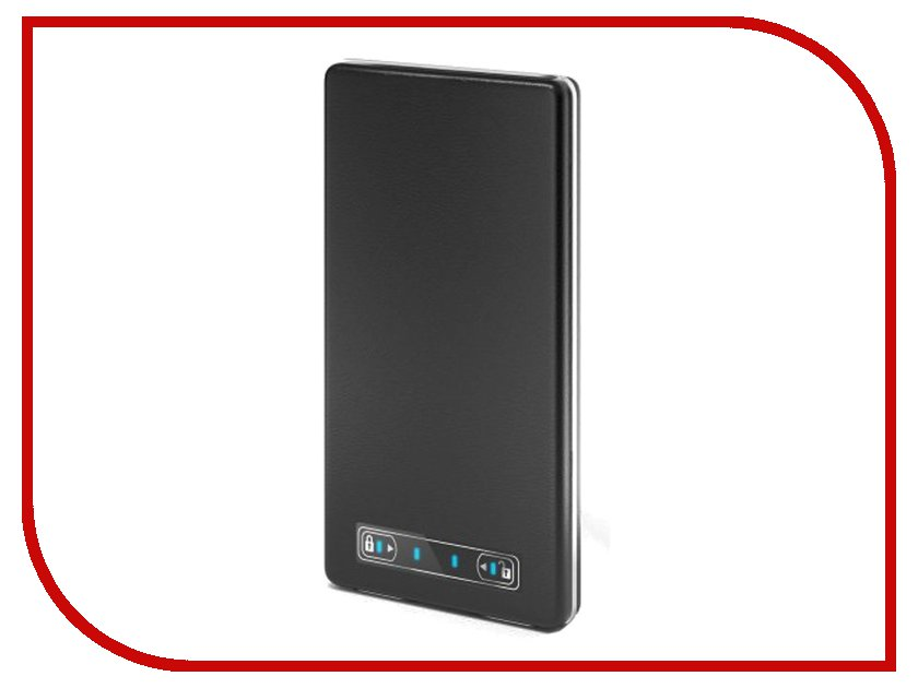 Аккумулятор Hiper Power Bank XP10500 10500mAh Black аккумулятор hiper power bank ep6600 lady cat 6600mah