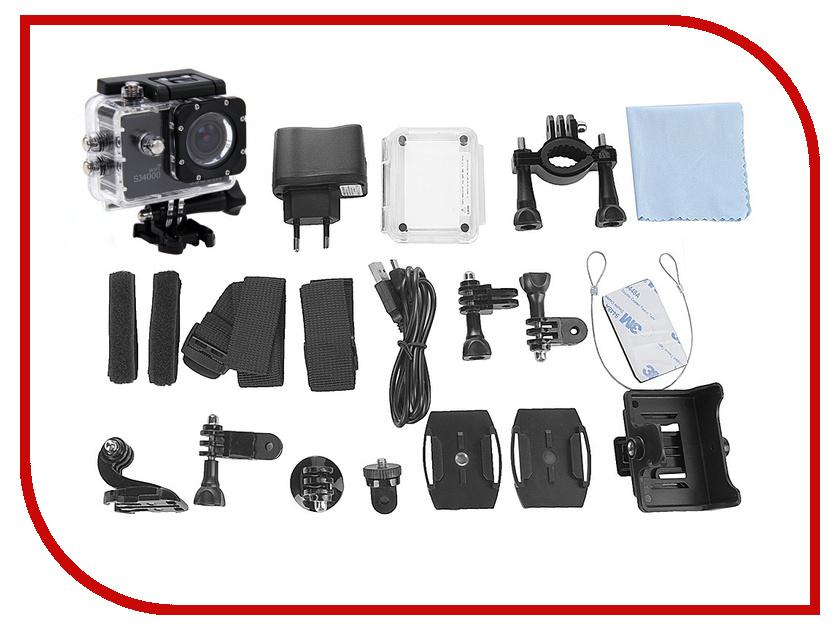 Экшн-камера SJCAM SJ4000 Wi-Fi Black экшн камера sjcam sj5000 black