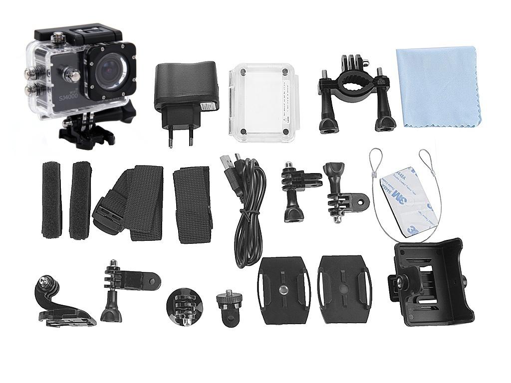 Экшн-камера SJCAM SJ4000 Wi-Fi Black<br>