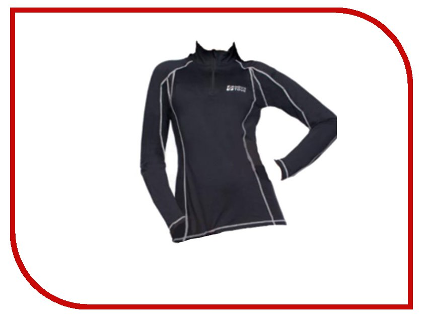 Рубашка Nova Tour Актив Норд M Black 4603892026514