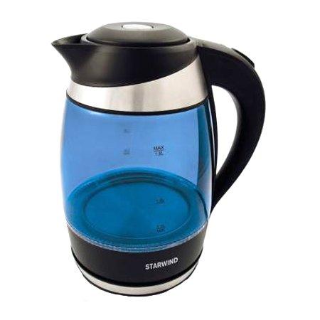 Чайник Starwind SKG2216 Blue-Black