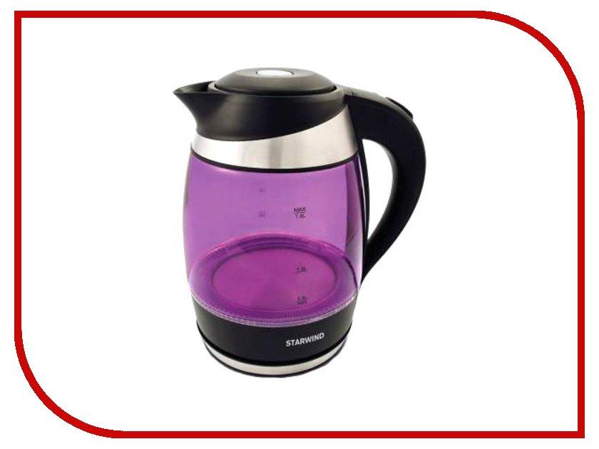 Чайник Starwind SKG2217 Purple-Black<br>
