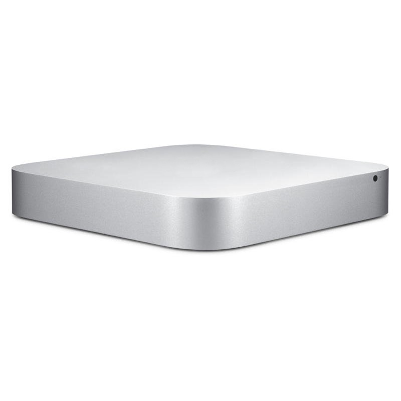 Неттоп APPLE Mac Mini Silver MGEQ2RU/A Intel Core i5 2.8 GHz/8192Mb/1000Gb/NO ODD/Intel Iris Graphics/Wi-Fi/Bluetooth/HDMI/Mac OS X
