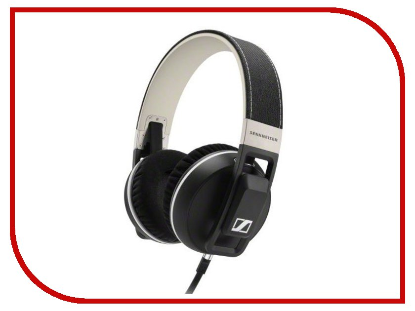 Sennheiser Urbanite XL Black mink keer black xl