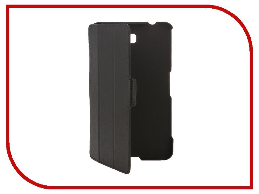 Аксессуар Чехол Samsung Galaxy Tab 4 8.0 SM-T331 iBox Premium Black аксессуар чехол lenovo tab 2 a10 70 ibox premium black transparent