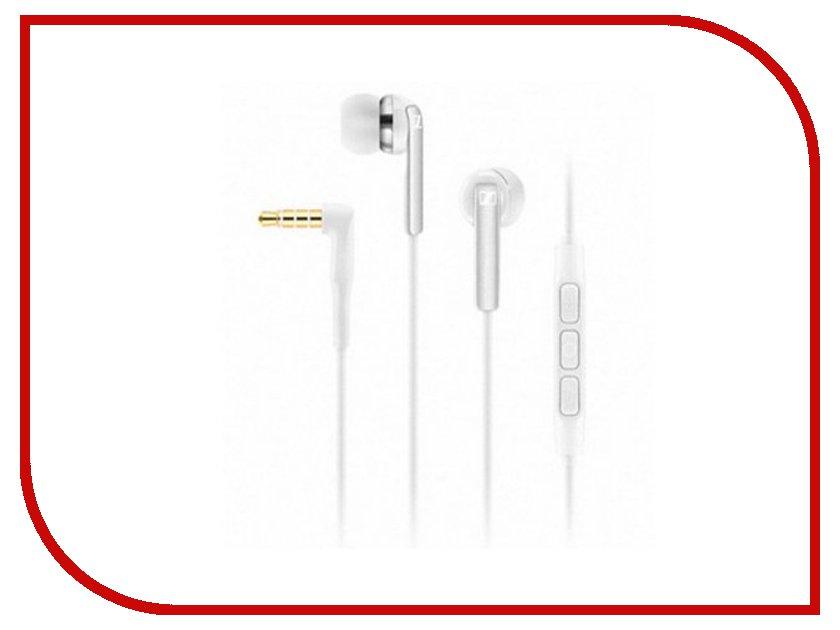 Sennheiser CX 2.00i White chenyun cy 726 usb headband headphone w microphone control red black
