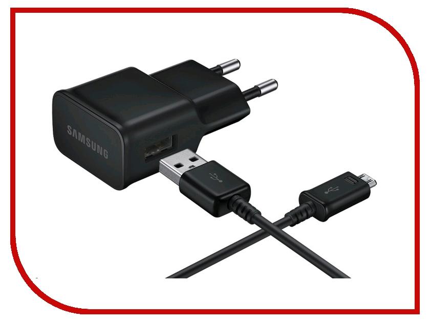 Зарядное устройство Samsung SAM-EP-TA12EBEUGRU Black аксессуар зарядное устройство samsung gear s2 ep or720bbrgru black