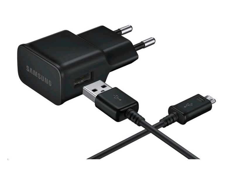 цена на Зарядное устройство Samsung SAM-EP-TA12EBEUGRU Black