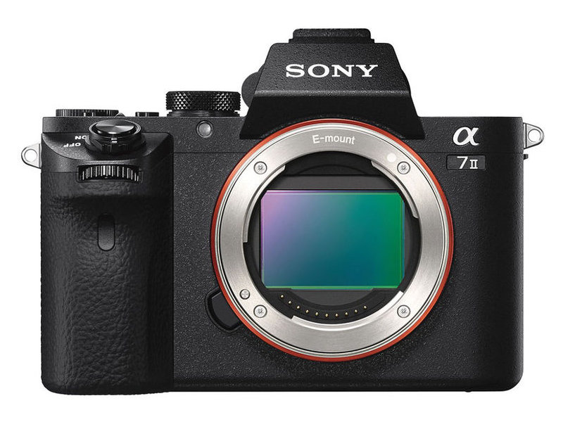 Фотоаппарат Sony Alpha ILCE-7M2 II Body