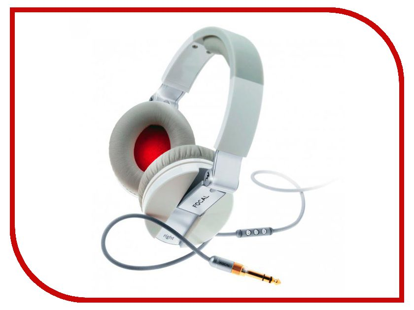 Гарнитура Focal Spirit One White