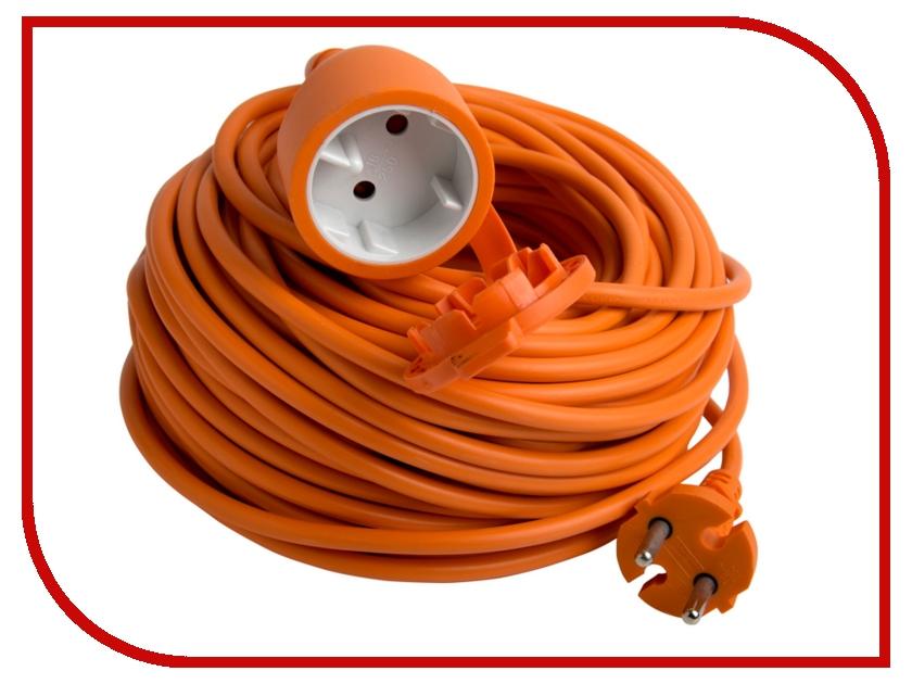 Удлинитель Electraline H05VV-F 40m Orange 01615