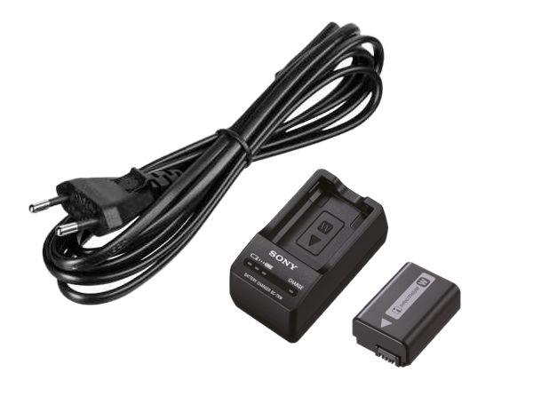 Фото - Аккумулятор Sony ACC-TRW - аккумулятор NP-FW50, зарядное устройство BC-TRW зарядное