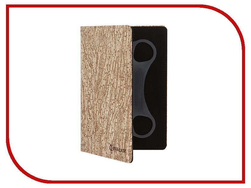 Аксессуар Чехол 7.0-inch Vivacase Birch универсальный Beige VUC-CBR07P-be