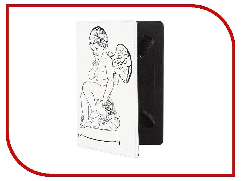 Аксессуар Чехол 8.0-inch Vivacase Cupid универсальный White VUC-CCP08-w<br>