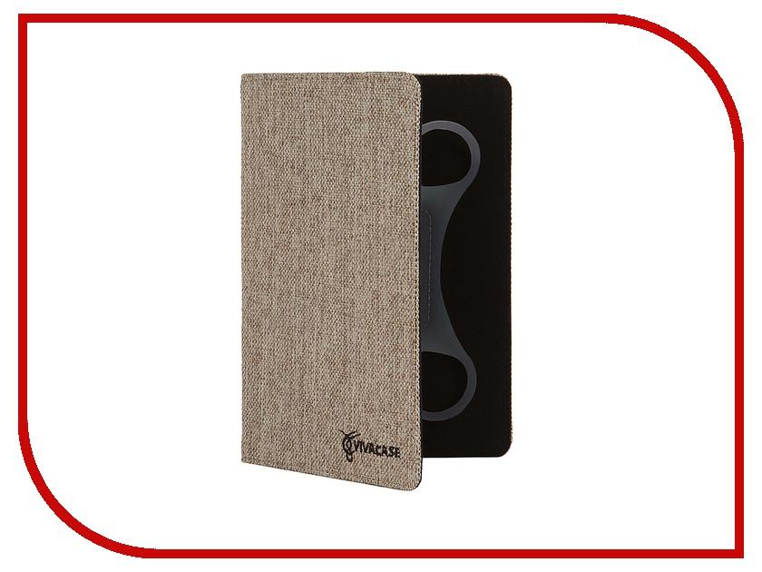 Аксессуар Чехол 11.0-inch Vivacase Jacquard универсальный Grey VUC-CJ011-gr<br>