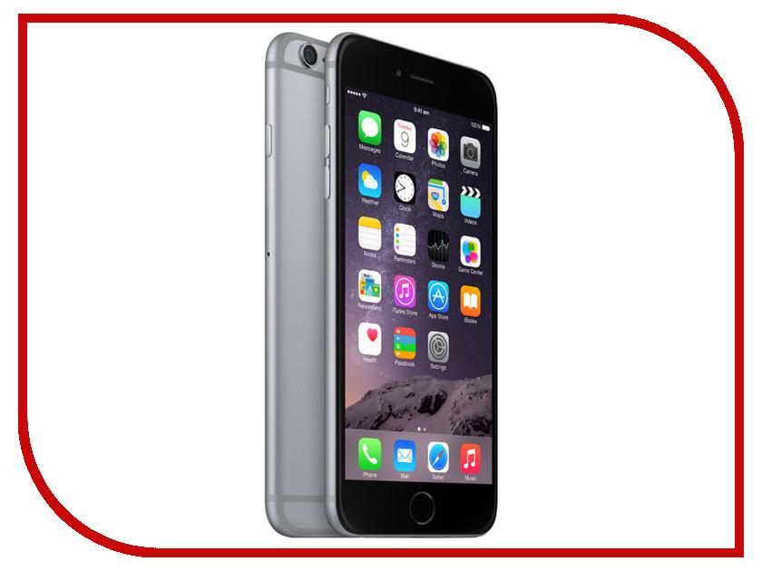 Сотовый телефон APPLE iPhone 6 - 128Gb Space Grey MG4A2RU/A