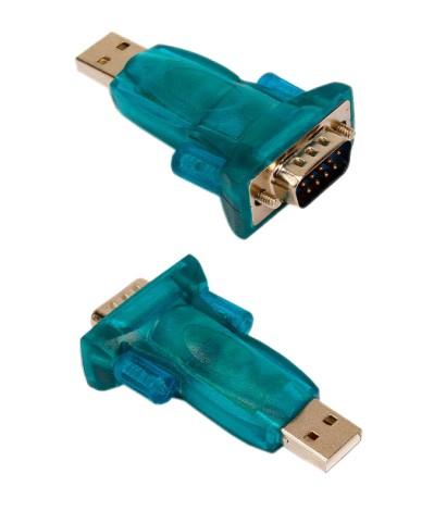 Аксессуар Orient USB 2.0 to COM DB9M UAS-002