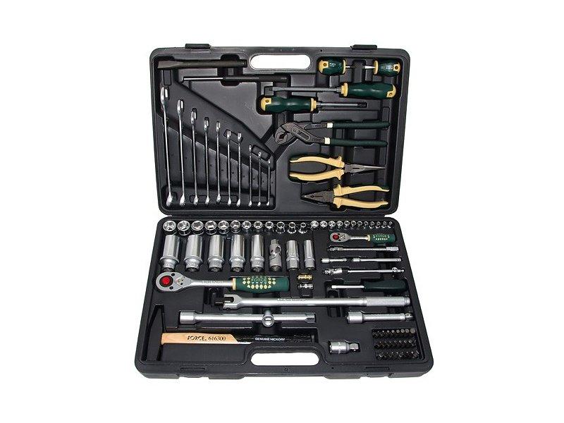 цена на Набор инструмента Force 1/4 & 1/2 DR 4911